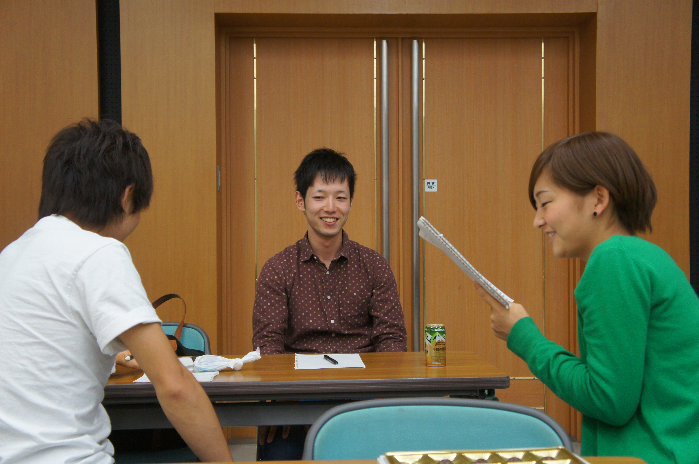 日本IBMに勤務するLMCのOBが勉強会に来てくれました!