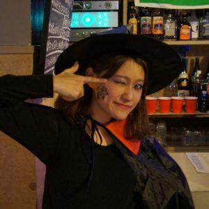 お勉強ばっかりやってもつまんないので、ハロウィンパーリィやってみました!