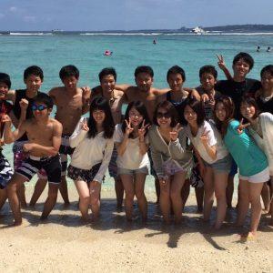就活前に楽しんでおこう!ってことで、沖縄旅行に行ってきました。