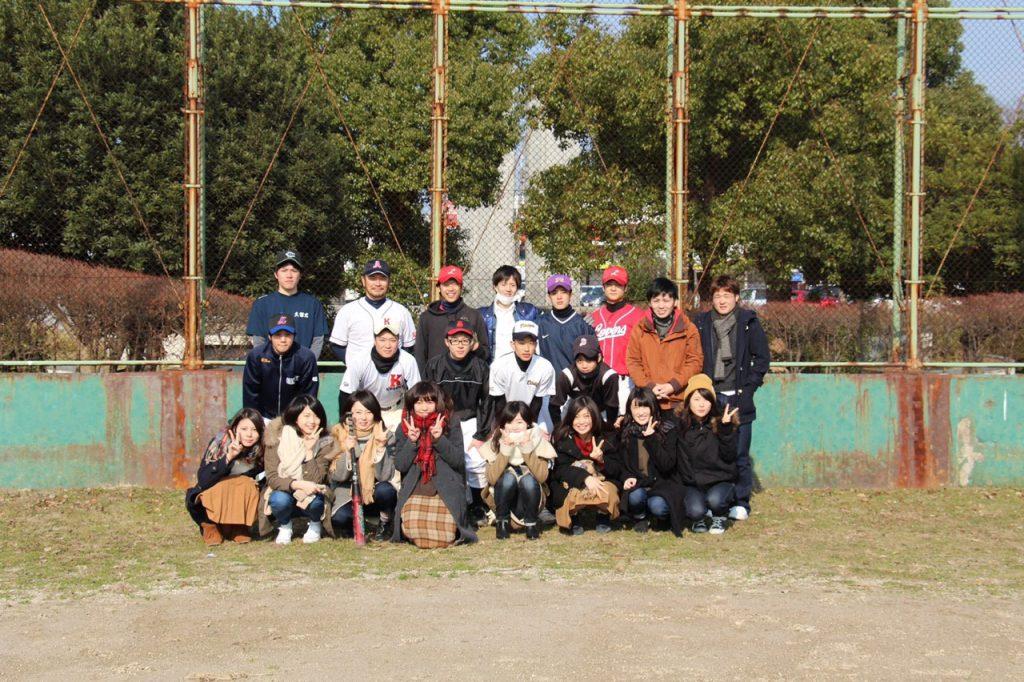 116 野球、初詣、OB訪問、新年会_8260
