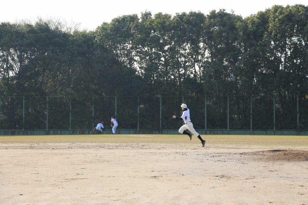 116 野球、初詣、OB訪問、新年会_3316