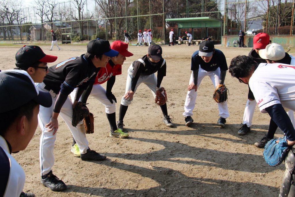 116 野球、初詣、OB訪問、新年会_5406