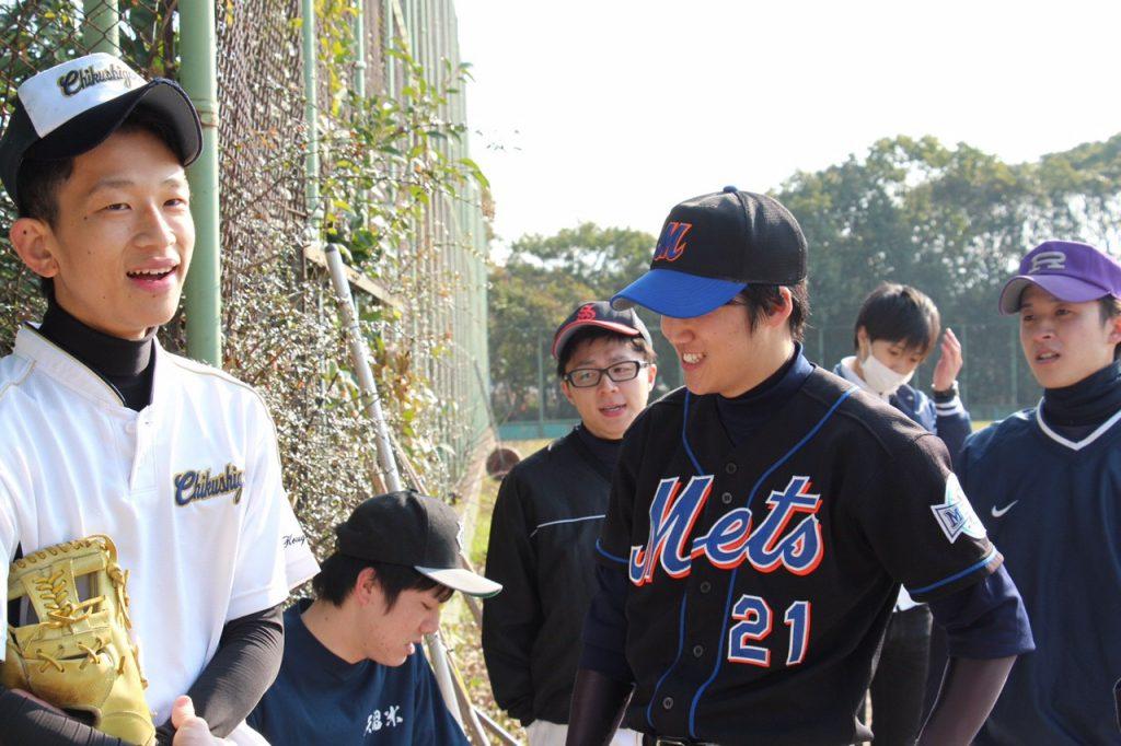 116 野球、初詣、OB訪問、新年会_9179