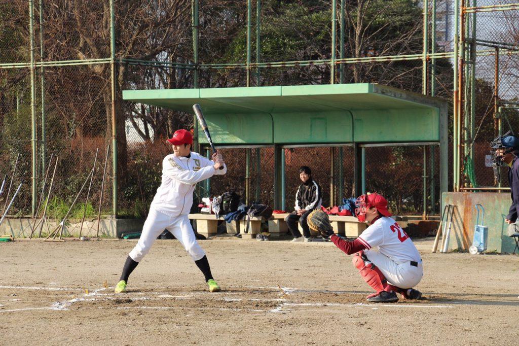 116 野球、初詣、OB訪問、新年会_7912