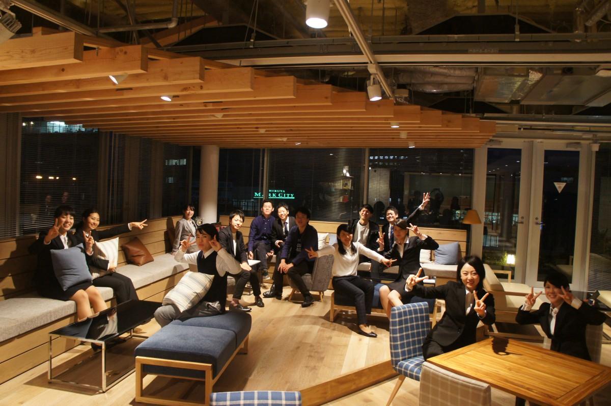 ギークス株式会社様がLMCメンバーの為に、オフィス見学、特別座談会を開催してくれました!