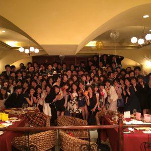 LMC福岡2016卒メンバーの追いコンを開催しました!