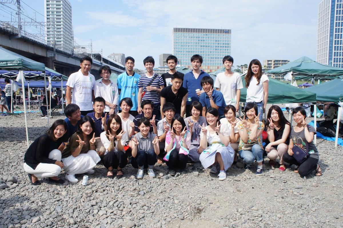 LMC東京でBBQを行いました。