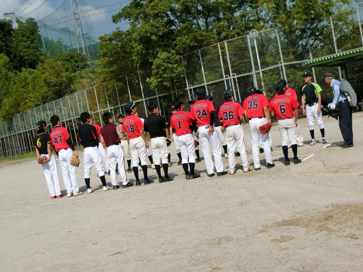 九州三大学野球大会「LMC杯」 予選リーグB組 アニュレット VS LMC野球部
