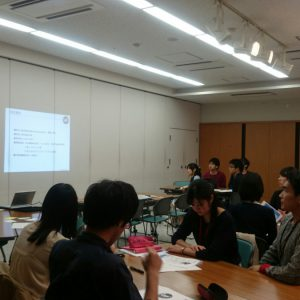 【18卒就活】10/27(木)第1回コンサル・IT業界就活セミナーを開催しました。