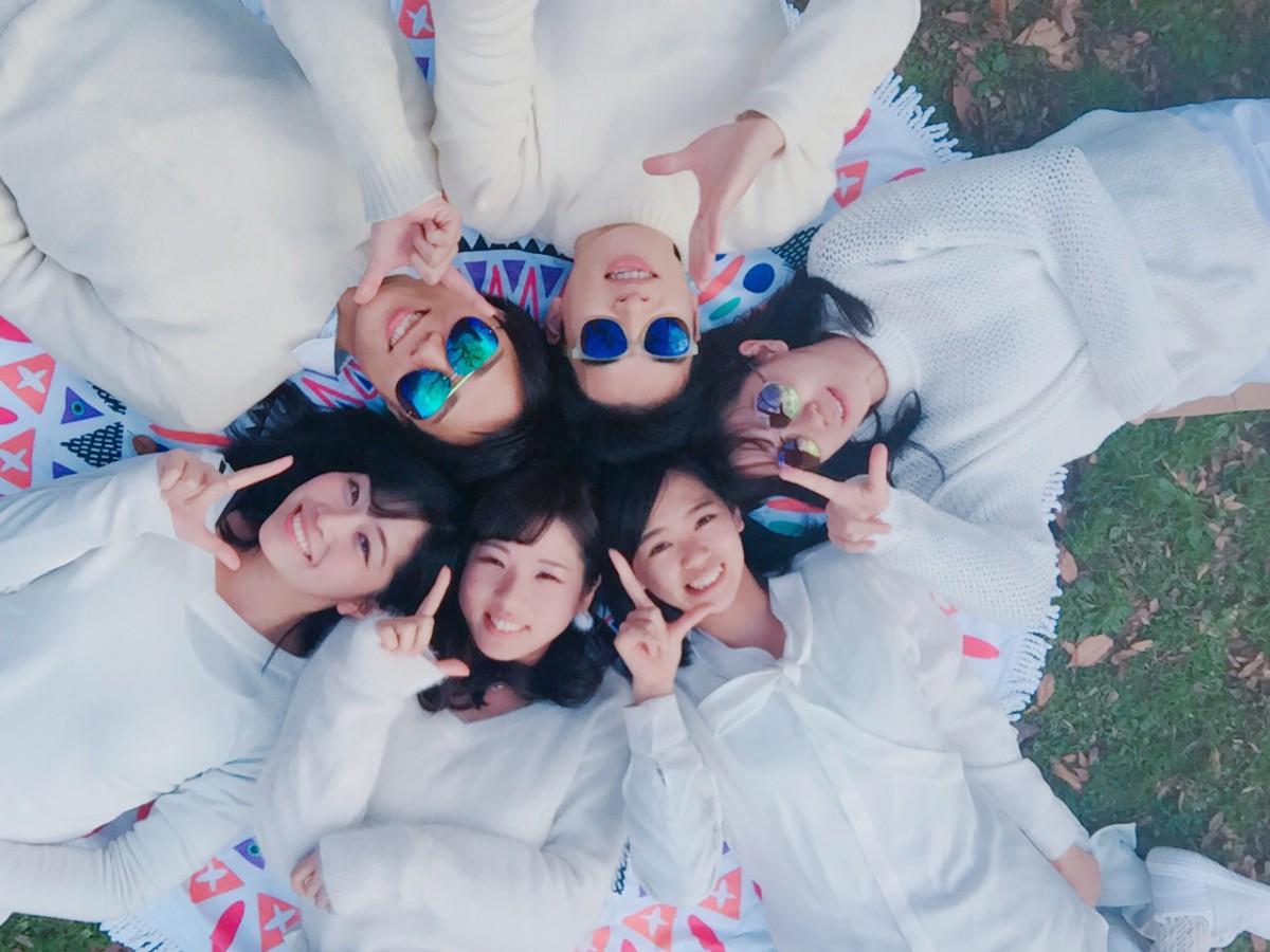 """東京18卒くだらないことワーク""""とにかくメンバー全員で楽しい思い出を作って仲良くなること""""を軸にいい写をひたすら撮る"""