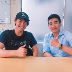 【東京19卒:自己紹介】一緒に頑張る仲間と伝える力が欲しくて入会しました。