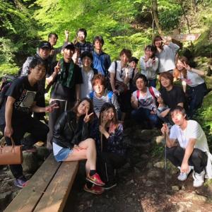 【福岡19卒:くだらないことワーク】19卒初めてのくだらないことワークでは、皆の仲を深めることを軸に山登りを行いました!