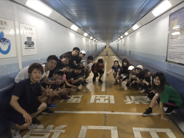 【福岡19卒:くだらないことワーク】今回は辛い試練を乗り越えた仲間との絆を深めると共に、助け合いの精神を学ぶというテーマのもと九州脱出を行いました。