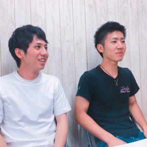 【19卒福岡大:自己紹介】LMCメンバーの姿に刺激を受け、何事にも目的をもって考えながら行動できるようになりました!