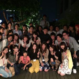 LMC東京でBBQしました!