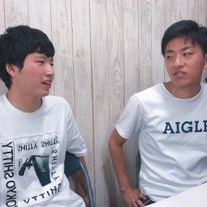【福岡19卒:福岡大学】自分の将来のことを仲間たちと真剣に考えられる環境に惹かれ入会を決めました。