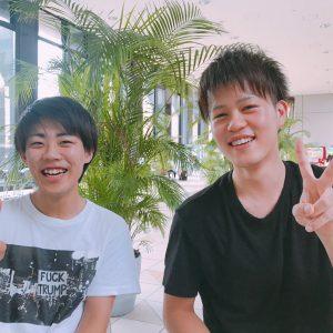 【福岡19卒:福岡大学】もっと厳しい環境で自分を磨き憧れの先輩のように頼れる人間になりたくて入会をしました。