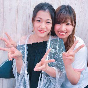 【福岡19卒:福岡大学】私なりの強みを生かして、自分を一番成長させることのできる環境はここだと思い入会しました。