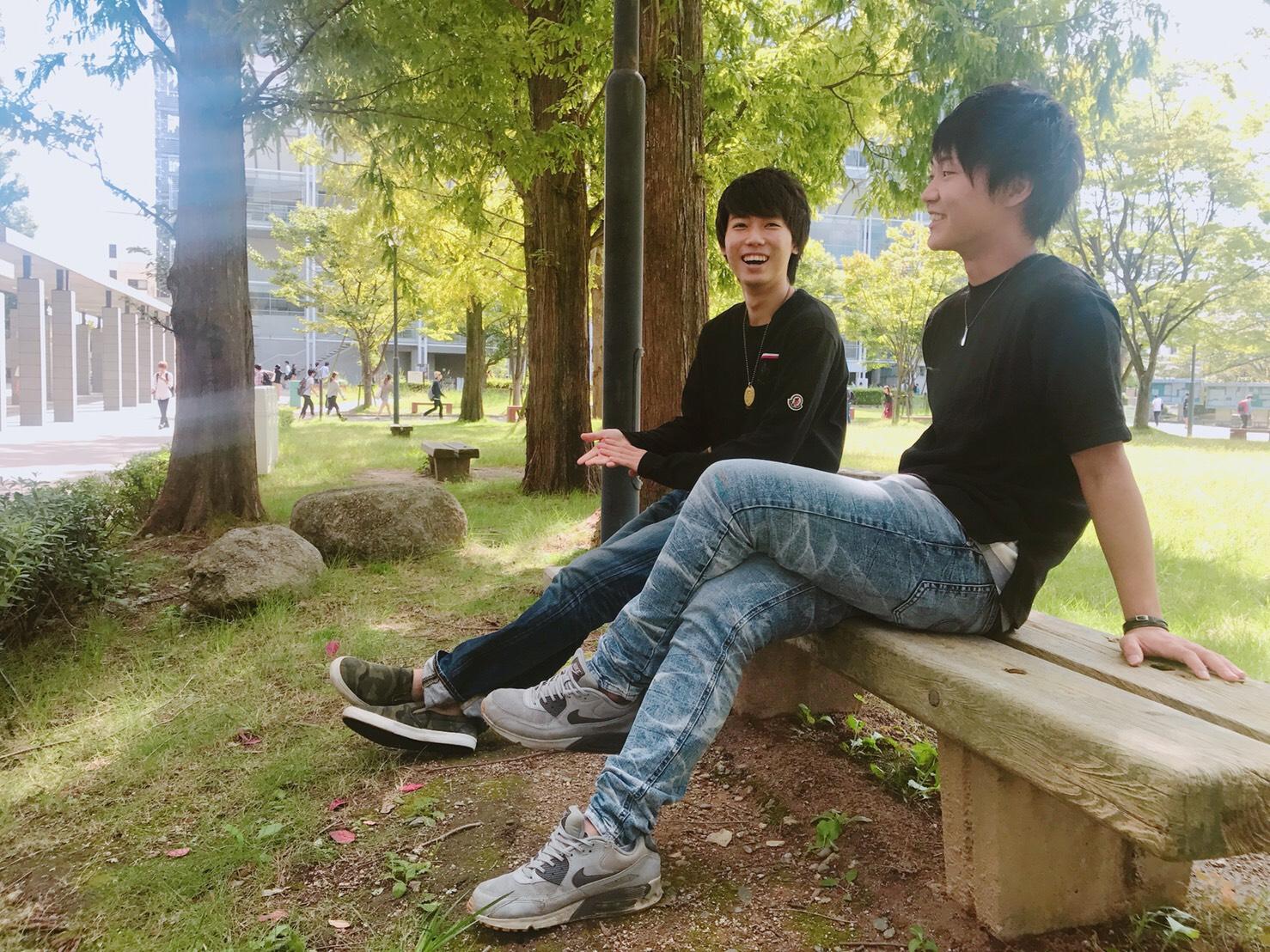 【福岡19卒:福岡大学】自分の弱いところを変え、相手に伝える力を身につけたいと思い、入会を決めました。