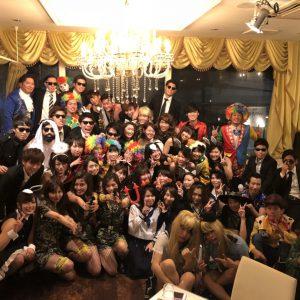 LMC(エルエムシー)福岡で、ハロウィンパーリィやったよ。