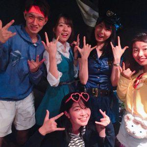 LMC(エルエムシー)東京で、ハロウィンパーリィやったよ。