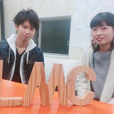 【福岡19卒:福岡大学】本気で話せる仲間と本気で頑張れる環境に惹かれ、LMCに入会しました。