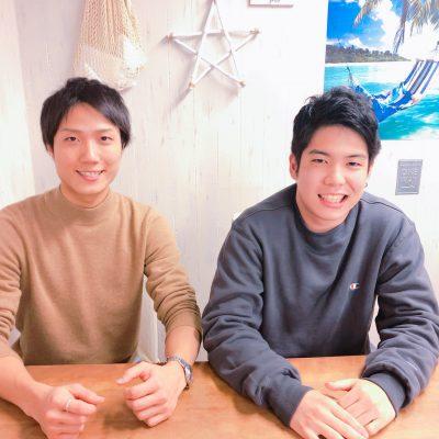 【東京19卒:慶應義塾大学】使える社会人になるために、実行力と論理的思考力を鍛えたいと思って入会しました。