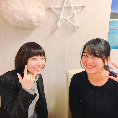 【東京19卒:立教大学】話し方を鍛えられる環境に飛び込み、自分らしさを発揮して成長したくて入会しました。