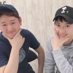 【福岡20卒:福岡大学】自己成長できる環境と仲間に魅力を感じ入会しました。