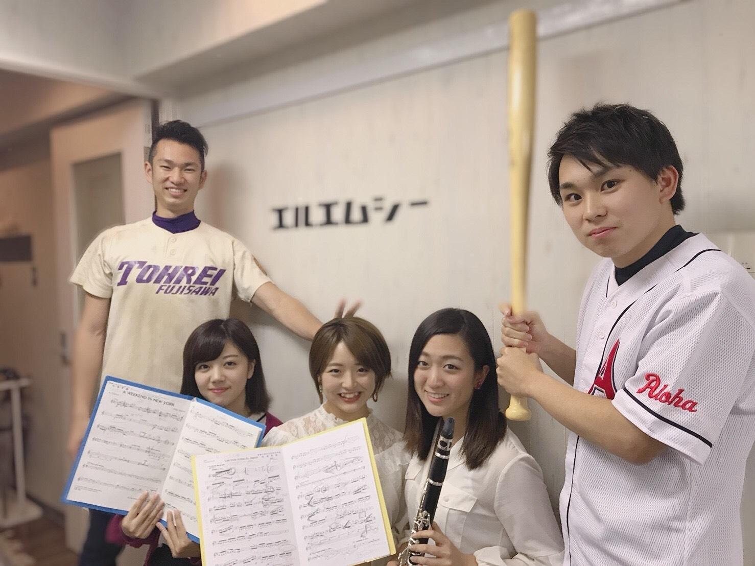 【対談企画:東京吹奏楽部と野球部インタビュー】再び手にしたあの頃の情熱