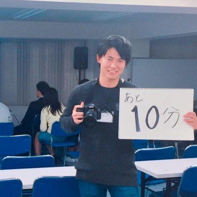 レベルの高い環境で好奇心を強く持ち、仲間と全力で自分を磨き、日本IBMに内定することができました。